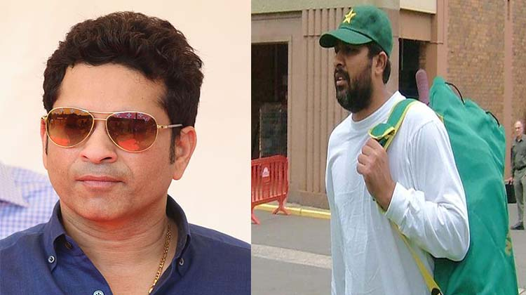 'He Was Born For Cricket' – Inzamam-ul-Haq Praises Sachin Tendulkar