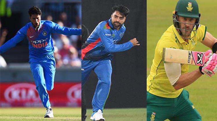 World XI & Asia XI Squads Announced, Six Indians But No Pakistan Player