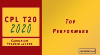 CPL 2020 Top Performers Most Runs Wickets Catches Sixes